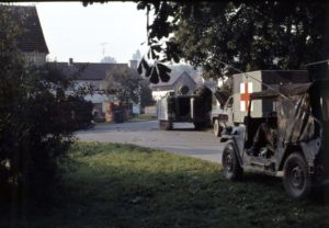 4 Field Ambulance on exercise in Germany circa 1985