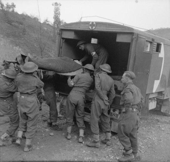 World War Two   Royal Canadian Medical Service