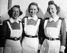 Royal Canadian Army Medical Corps Nursing Sisters WWII
