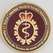 2019 RCMSA Coin/Madallion de l'ASSRC